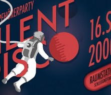 Silent Disco im Gaswerk vol. 2
